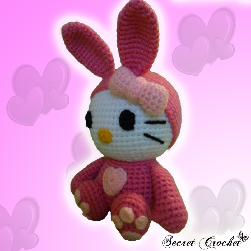 Bunny Amigurumi Anleitung : The Worlds most recently posted photos of amigurumi and ...
