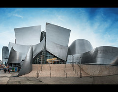 Walt disney concert hall (d.r.i.p.) Tags: california santa travel venice people usa beach la hall losangeles los concert nikon angeles manhattan santamonica disney drip monica walt waltdisneyconcerthall 2470mm d80 2470mmf28g
