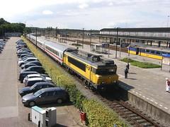 E-loc 1747(Amersfoort 9-8-2012) (Ronnie Venhorst) Tags: train deutschland ic ns zug db trein spoor intercity amersfoort hispeed deutsche 1700 spoorwegen berlijn nsr spoorweg eurocity nederlandse elok 1747 eloc spoormaterieel