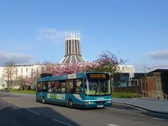 Arriva Merseyside 2554 in Liverpool