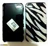 Zebra Case Em Strass para iPhone 4/4s (iGlaze Acessórios Apple) Tags: top case luxo pérola iphone strass capinha brilhante pedrarias mmcshop