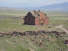 Cathedral at Ani (Richard & Jo) Tags: turkey cathedral ani kars fethiyecamii victorymosque rnj2013bangkenturk