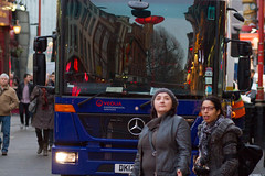 Finally, Chinatown (Ray Zandvoort!) Tags: street uk girls england reflection bus london photography chinatown unitedkingdom candid 85mm londoncity rayzandvoort division67