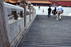 IMG_2954 (AGUI) Tags: china horizontal architecture outdoors photography asia day gray beijing tourist panoramic forbiddencity distant chineseculture capitalcities traveldestinations colorimage famousplace internationallandmark incidentalpeople forbiddencityinbeijingthepast