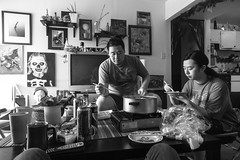 Hot Pot - May 17th (Kid Gibson) Tags: life china food breakfast dinner canon lunch photography utah photos chinese daily document immigrants 365 hotpot provo captures orem 6d aphotoaday 24105mm seangibson 365project uvu utahvalleyuniversity sgibsonphoto