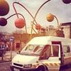 Liverpool spaceship magic mushroom ride