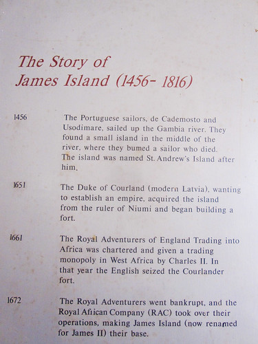 History of the slave trade in Gambia