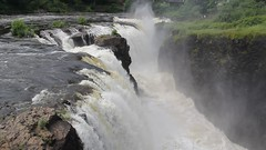 Great Falls after the rain (DC Products) Tags: river waterfall video newjersey greatfalls paterson nationalparks passaicriver 2013 passaiccounty patersonfalls patersongreatfallsnationalhistoricalpark