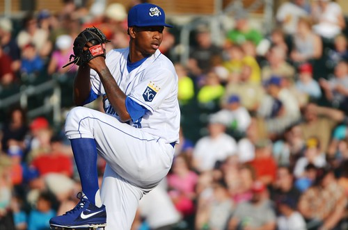 Yordano Ventura by Minda Haas Kuhlmann, on Flickr