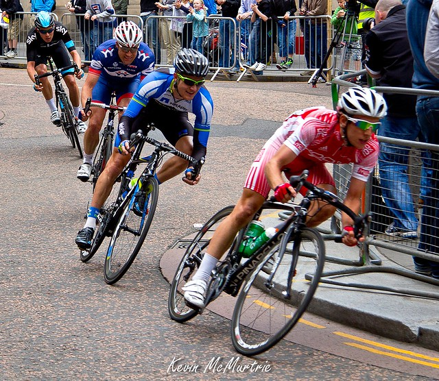 National Road Race Championships - Glasgow 2013