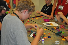 Exploration_Days_2013 (msuanrc) Tags: youth campus michiganstateuniversity teens science learning knowledge teaching 4h summercamps youthdevelopment precollegeprograms explorationdays
