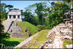 Palenque 3 Chiapas, Mexico. (nanie49) Tags: mexico construction nikon maya palenque mexique 24mm f80 chiapas centralamerica sitio amériquecentrale