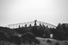 After The Climb (Dominick Nicholas Valdivia) Tags: california cali canon landscape exercise scenic wideangle hills fitness overlook baldwin 1740