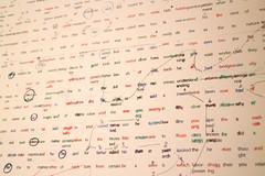 Rock Bund - From Gesture to Language (4) (evan.chakroff) Tags: china art shanghai exhibit exhibition artexhibit evanchakroff rockbund chakroff