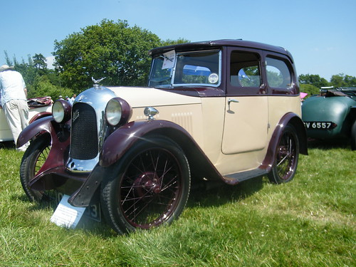 D1 - 1930 Austin Seven mk.I Swallow Saloon