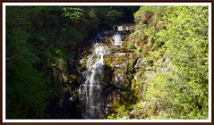 Waterfall near Brodick (tor-falke) Tags: nature islands scotland waterfall wasser europa wasserfall sony ngc natur scottish scotch arran isleofarran écosse sonyalpha alpha200 torfalke flickrtorfalke