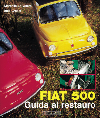 FIAT 500 guida
