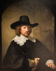 Rembrandt van Rijn - Portrait of Nicolaes van Bambeeck Lakenhandelaar te Amsterdam, 1641 at Royal Museums of Fine Arts of Belgium - Brussels (mbell1975) Tags: brussels portrait art dutch amsterdam museum painting de golden europa europe gallery museu belgium belgique fine arts royal belgi bruxelles muse des musee m age belgian te museo masters van museums der brssel flemish brussel rembrandt voor muzeum rijn finearts koninklijke beaux beauxarts museen schone kunsten mze gallerie knste schnen 1641 musea muses knigliche royaux nicolaes museumuseum lakenhandelaar bambeeck