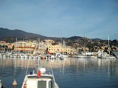 Harbour (Jillcolms) Tags: italy italianriviera sanremo italian riviera winter