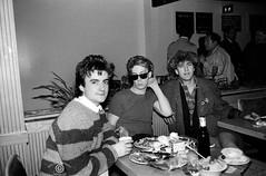 1984NY_31 (DawnOne) Tags: nyc bw musician white ny black analog aka dawn one la punk swiss © band scene pop negative linda german 1984 marc jeffrey outsiders hammond markus journalist thommen rocki loora indyfoto mikulich