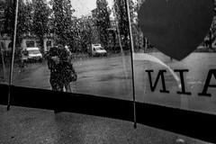 (cicciopasticio) Tags: street paris rain umbrella pluie