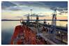 Bow Bracaria @ Porto Torres Terminal, Italy (Rhannel Alaba) Tags: italy nikon bow brasilia d90 pido alaba odfjell rhannel portotorresterminal