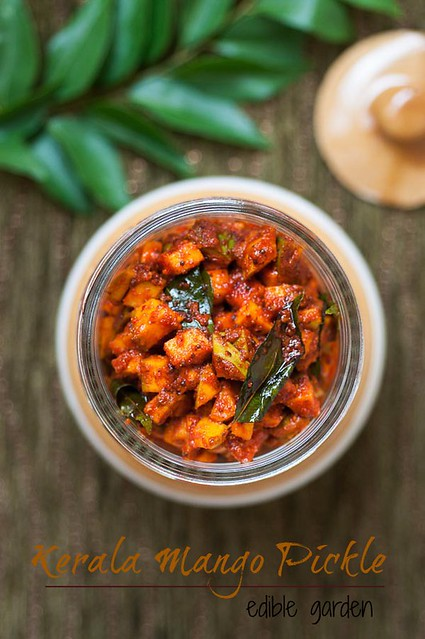 kerala mango pickle-instant mango pickle-manga curry