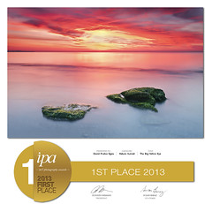 1st Place IPA 2013 (DavidFrutos) Tags: sunset seascape nature water agua fineart playa paisaje amanecer filter winner filters canondslr waterscape 1stplace filtro filtros ganador davidfrutos 5dmarkii ipa2013