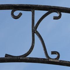 letter K (Leo Reynolds) Tags: k canon eos iso100 7d letter f80 kkk oneletter 0003sec 95mm hpexif grouponeletter xsquarex xleol30x xxx2013xxx