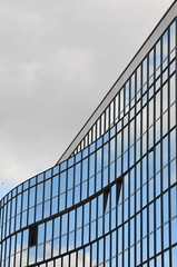 lines and curves (locum60) Tags: windows sky reflection building lines facade google nikon curves hamburg himmel fassade fragmentation fragmentierung d7000 abcstrase
