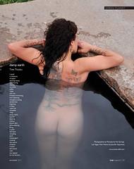 Poet Tara Trudell (Jennifer Esperanza) Tags: woman newmexico nature beauty nude photography poem poet nm greenplanet jenniferesperanza themagazine jenniferesperanzaphotography taratrudell