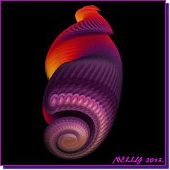 *SUMMER... (MONKEY50) Tags: autumn orange abstract black color colour art colors yellow digital colours purple snail mauve fractal fractals autofocus flickraward theunforgettablepictures colourartaward blinkagain musictomyeyeslevel1