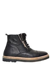 ROCCO P.  20MM TUMBLED LEATHER ZIPPED BOOTS (zavertiose) Tags: winter fall leather women shoes boots 20mm rocco zipped tumbled 2013 roccop20mmtumbledleatherzippedbootsfallwinter2013womenshoesboots