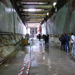 Underground construction-site: Metro tunnel under Amsterdam Central Station 2011 / Day of New Building 3 thumbnail