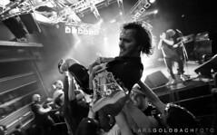 Lashdown (larsgoldbachfoto) Tags: city white black berlin canon eos eclipse concert surf live stage crowd dive band hardcore 5d ltd esp f28 mkii 14mm samyang
