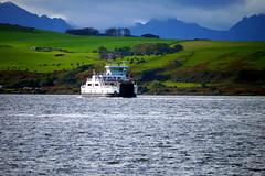 Largs (DarloRich2009) Tags: ferry scotland riverclyde clyde boat ship calmac ferryboat largs irishsea isleofcumbrae macbrayne cumbrae firthofclyde caledonianmacbrayne greatcumbrae northayrshire lochshira calmacferries calmacferry cumbraeferry lochclass mvlochshira cumaradhmòr largsferry abhainnchluaidh anleargaidhghallda caledonianmacabhriuthainn davidmacbrayneltd caledonianmaritimeassets calmacferriesltd cyldeestury caledonianmacbrayneltd