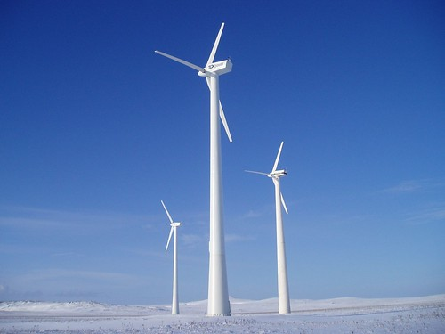 St Paul Wind Turbines
