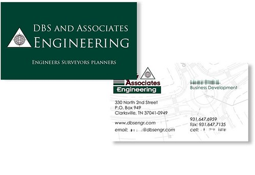 DBS Business Cards