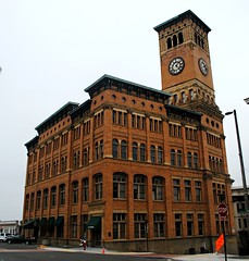 Tacoma's Old City Hall (Cragin Spring) Tags: building tower clock washington cityhall wa tacoma oldbuilding tacomawa tacomawashington