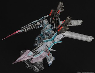 MG Clear Full Armor Unicorn - Snap Fit 5 by Judson Weinsheimer
