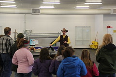 Saddle Fitting Workshop with Todd Bailey