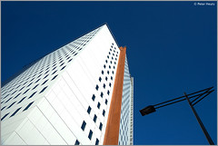 KPN Building (Peter Heuts) Tags: city netherlands skyscraper photography rotterdam sony remkoolhaas stadt oma architects ville stad cita wolkenkratzer wolkenkrabber derotterdam a99 99 peter heuts alpha