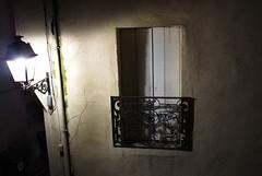 Nuit  Bziers (brunodeschamps78) Tags: light window night lumire balcony balcon nuit fenetre bziers reverbre mygearandme mygearandmepremium mygearandmebronze