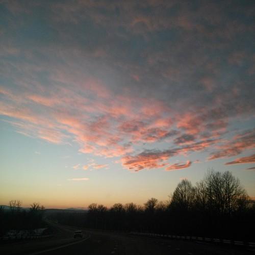 #закат #sunset