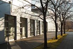 fujisawa - keio university shonan campus 7 (Doctor Casino) Tags: architecture campus architect fumihikomaki keidai keiouniversity shonanfujisawa 19901994 makifumihiko keiōgijukudaigaku shonanfujisawakanpasu