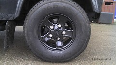 "Land Rover alloy wheel refurbished by We Fix Alloys • <a style=""font-size:0.8em;"" href=""http://www.flickr.com/photos/75836697@N06/12155406313/"" target=""_blank"">View on Flickr</a>"