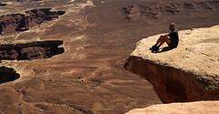 Dead Horse Point (albatz) Tags: statepark horse point dead utah coloradoriver overlooking lpedge