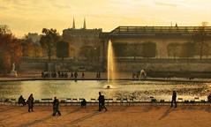 Low light (Sizun Eye) Tags: light france fountain fontaine jardindestuileries paris1er blinkagain