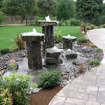 "Extraordinary Bubbler by Greenhaven Landscape Inc <a style=""margin-left:10px; font-size:0.8em;"" href=""http://www.flickr.com/photos/117326093@N05/12491594343/"" target=""_blank"">@flickr</a>"