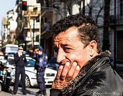 """   "" ( ) Tags: photojournalism athens greece strike journalism peasants"